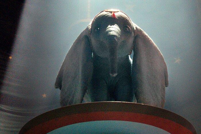 «Дамбо»: смотрите трейлер фильма Disney от Тима Бёртона