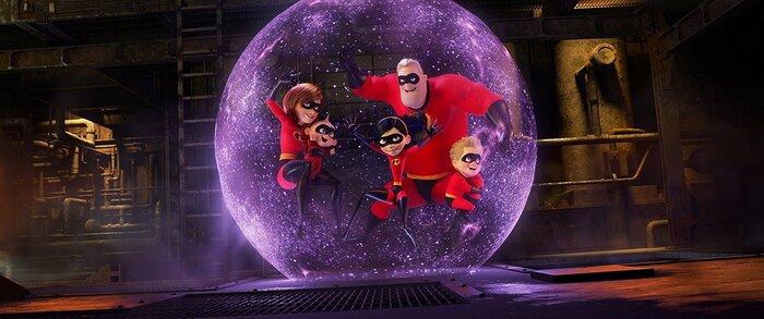 Касса России: у мультфильма «Суперсемейка 2» отличный старт
