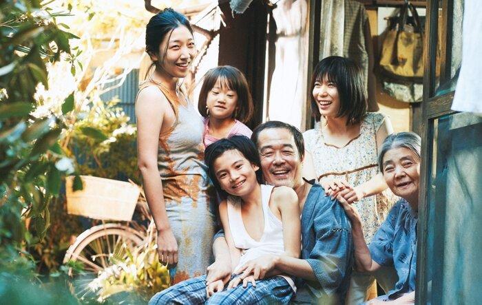Касса Японии: фильм «Магазинные воришки», получивший «Золотую пальмовую ветвь», установил рекорд в прокате (26.06.2018)