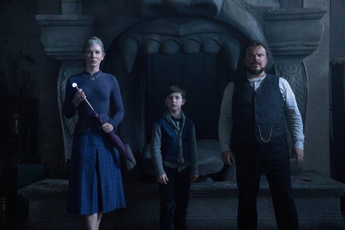 Новый «Гарри Поттер»? Трейлер фильма «Тайна дома с часами»