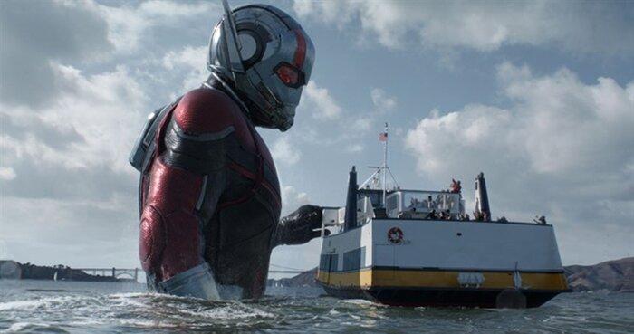 Стоит ли смотреть фильм «Человек-муравей и Оса»? Первые отзывы