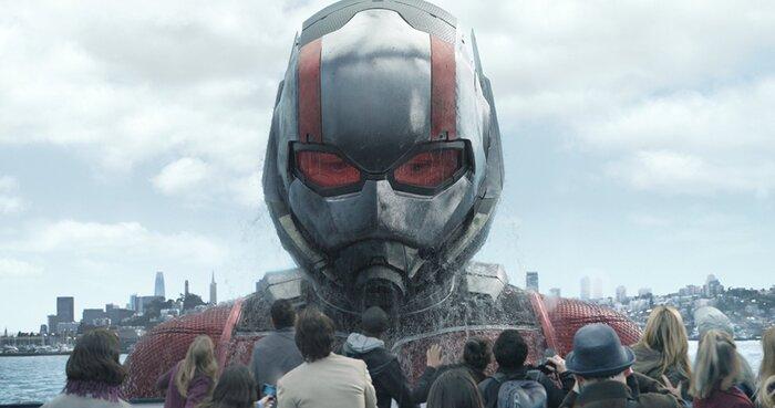 Как «Человек-муравей и Оса» готовит к финальнойбитве с Таносом?