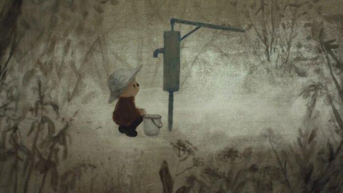 Авторы экспериментального мультфильма «Белый-белый день» просят поддержки