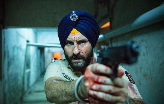 Netflix впервые снял индийский сериал – «Священные игры». Видео