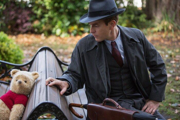 Винни-Пух наводит шороху в Лондоне. Трейлер фильма «Кристофер Робин»