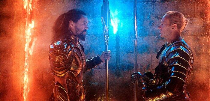 «Аквамен»: Джейсон Момоа - в роли правителя Семи морей. Первый трейлер