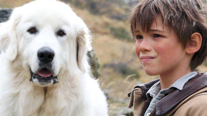 Семейный фильм «Белль и Себастьян: Приключения продолжаются» вышел на большие экраны