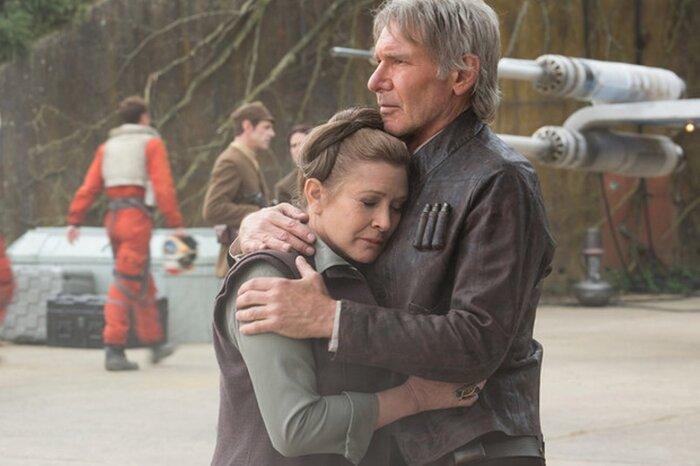 «Звёздные войны»: как Кэрри Фишер вернётся вдевятом эпизоде
