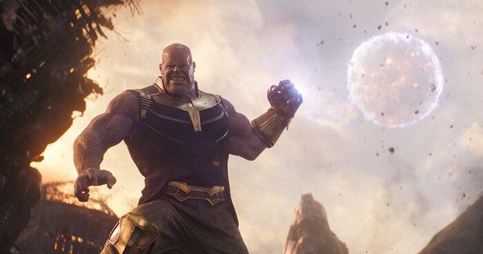 Рассекреченные материалы. «Мстители: Война Бесконечности»