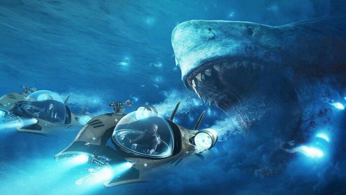 «Индустрия кино» рассказывает, зачем смотреть фильм «Мег: Монстр глубины»