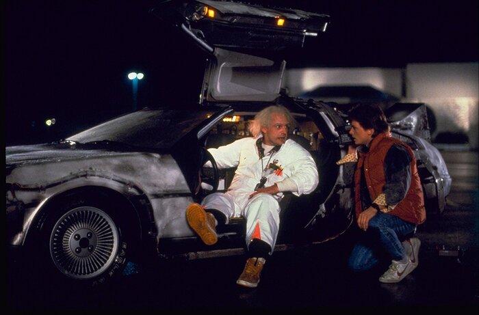 «Назад в будущее 4» – это реальность? Звёзды трилогиивоссоединились