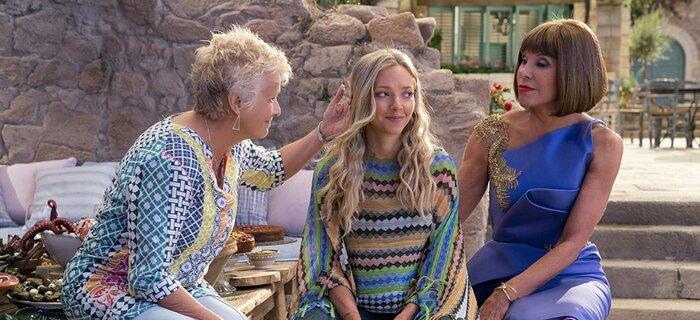 «Mamma Mia! 2»: первые отзывы критиков