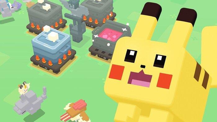 Мобильная игра Pokemon Quest заработала $8 млн. за первый месяц