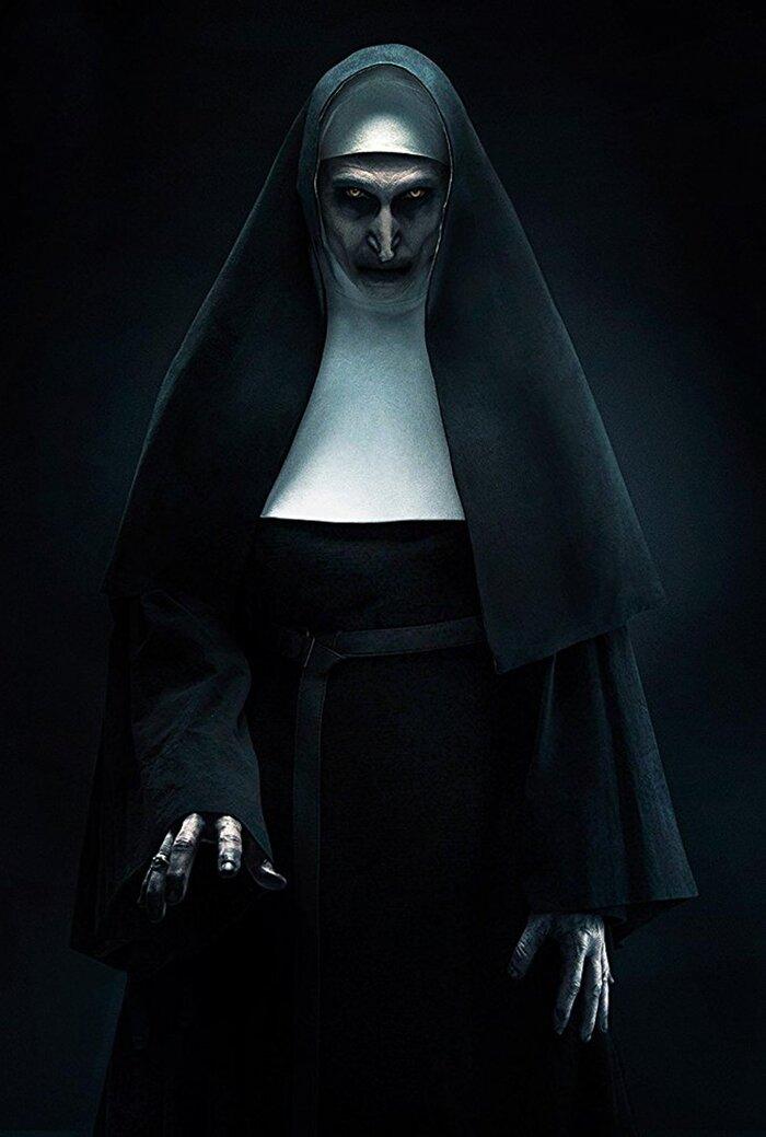 Сексуальные мелодрамы про монахинь
