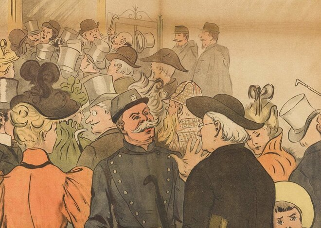 Первый кинопостер в истории выставлен на продажу