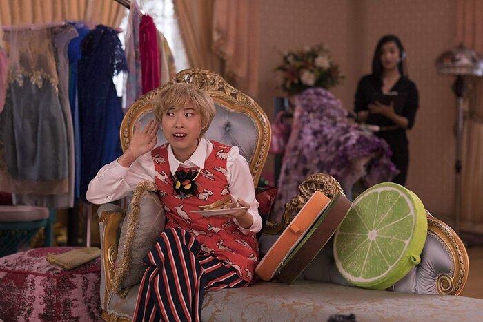 Касса США: лидирует комедия «Безумно богатые азиаты»