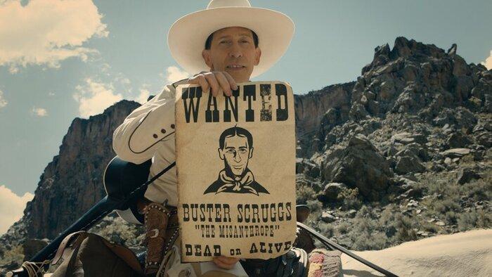 Новый фильм братьев Коэн: первые отзывы на «Балладу Бастера Скраггса»