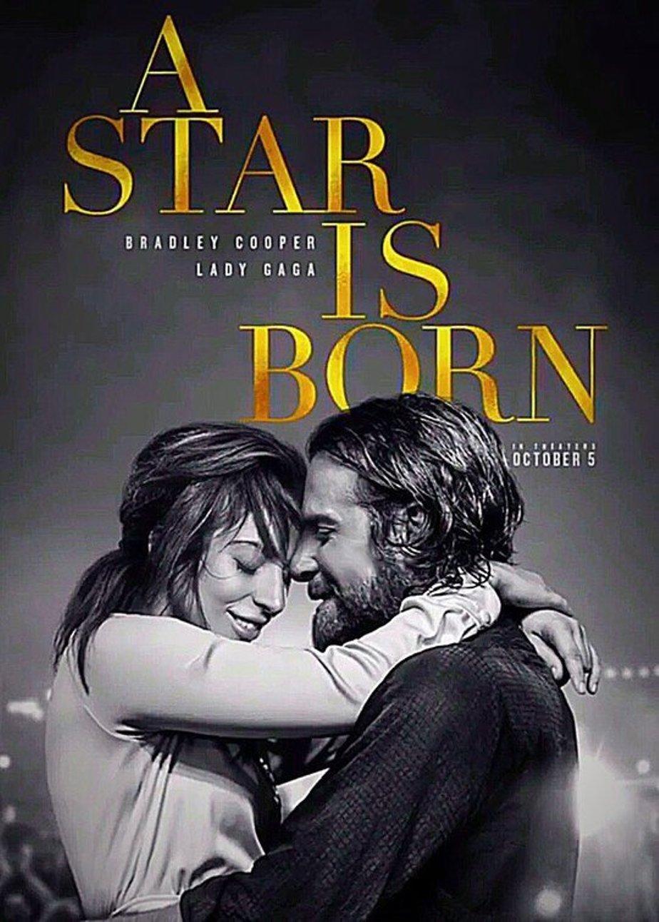 Звезда родилась (2018) TS
