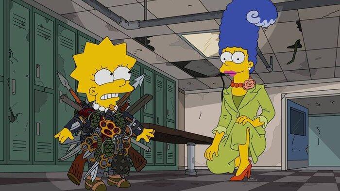 «Симпсоны»: самую нелепую ошибку в сериале нашли спустя 24 года