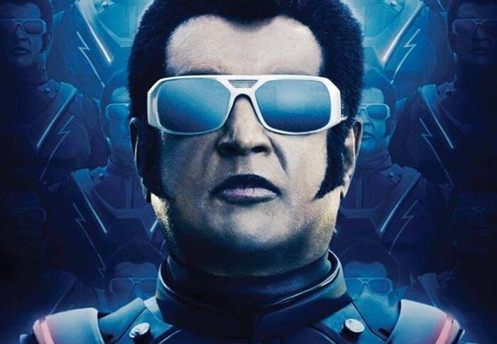 Самый дорогой индийский фильм: трейлер научной фантастики «Робот 2.0»