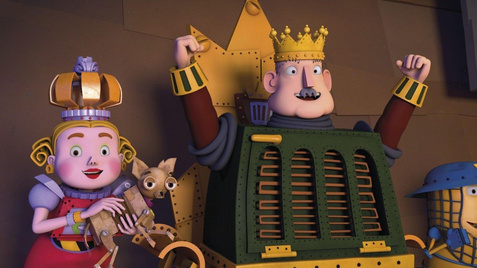 свастика анимация храброе сердце заговор в королевстве сегодня существуют