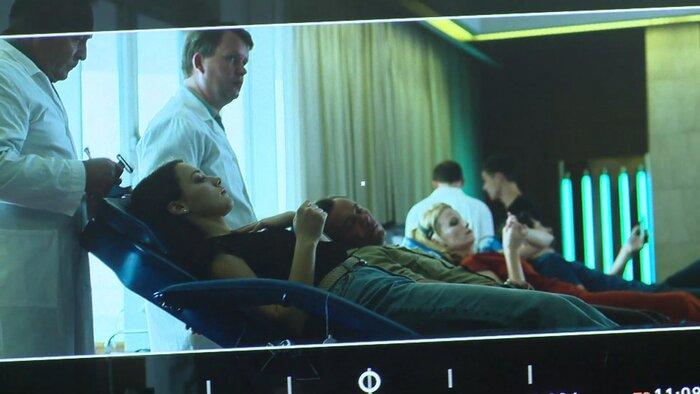 Будет кино. «Индустрия кино» на съёмках фильма «Рассвет»