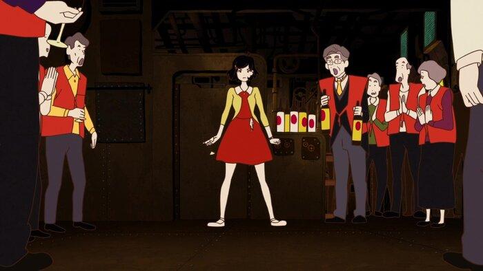 Культовый режиссёр аниме Масааки Юаса расскажет о своём новом мультфильме