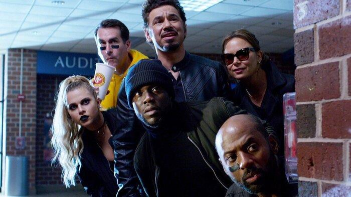 Касса США: американский прокат неожиданно возглавила комедия «Вечерняя школа» (01.10.2018)