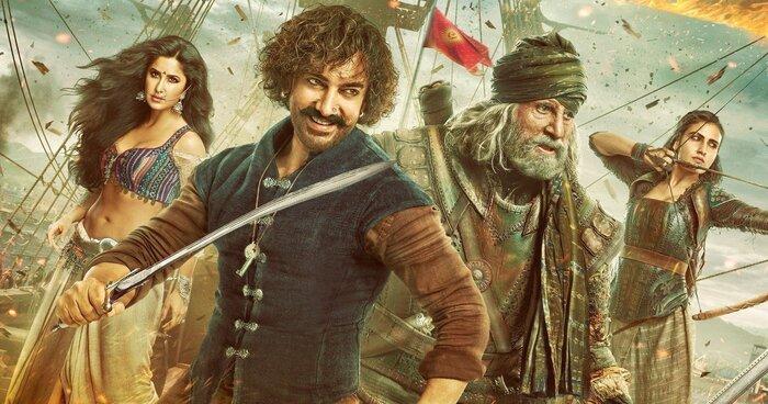 «Банды Индостана»: в Индии сняли своих «Пиратов Карибского моря»