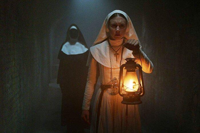 Касса Франции: лидером недели стал фильм ужасов «Проклятие монахини» (06.10.2018)