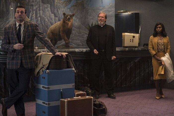 """«Ничего хорошего в отеле """"Эль Рояль""""» – «Индустрия кино» про необычный триллер"""