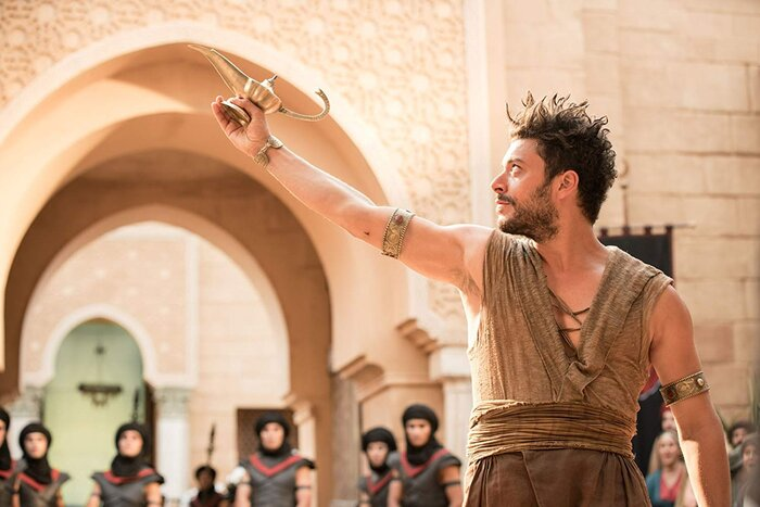 Касса Франции: лучшим из французских фильмов стала комедия «Новые приключения Аладдина 2» (20.10.2018)