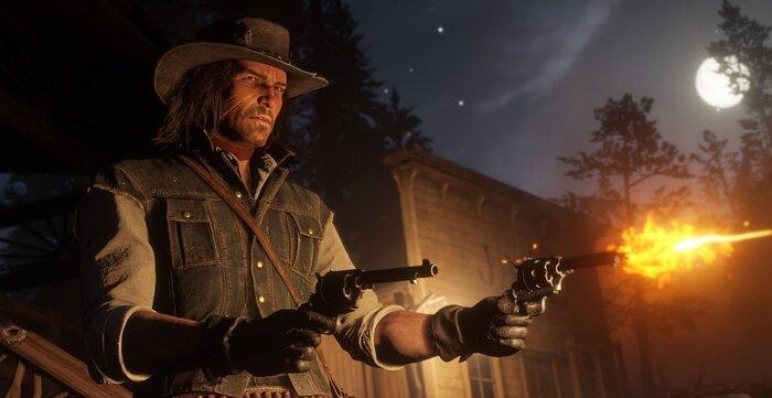 Red Dead Redemption 2 побила абсолютный рекорд продаж