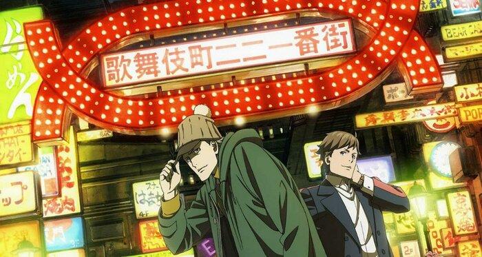 Аниме «Шерлок из Кабуки-тё»: знаменитый сыщик в самом злачном районе Токио
