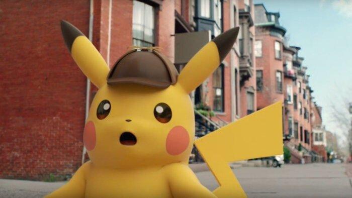 Трейлер «Детектива Пикачу»: за пушистого покемона - Райан Рейнольдс