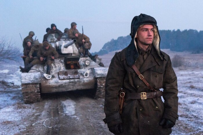 «Т-34»: на Кинорынке показали главный российский фильм зимы