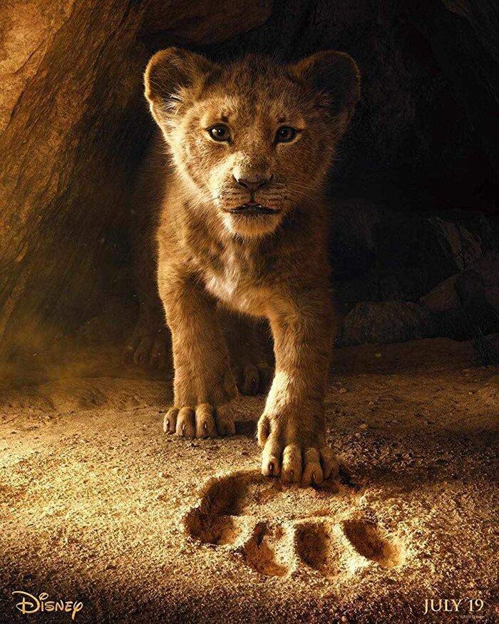 «Король Лев»: смотрите первый трейлер