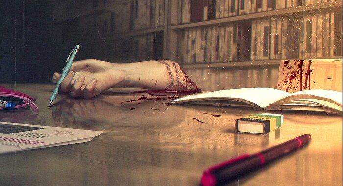 По хоррор-игре Death Mark  нарисуют мангу и напишут роман