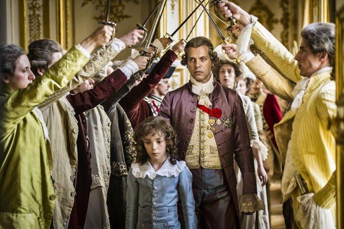 Лоран Лафитт: «Нас попросили избавиться отклише актёров исторических фильмов»