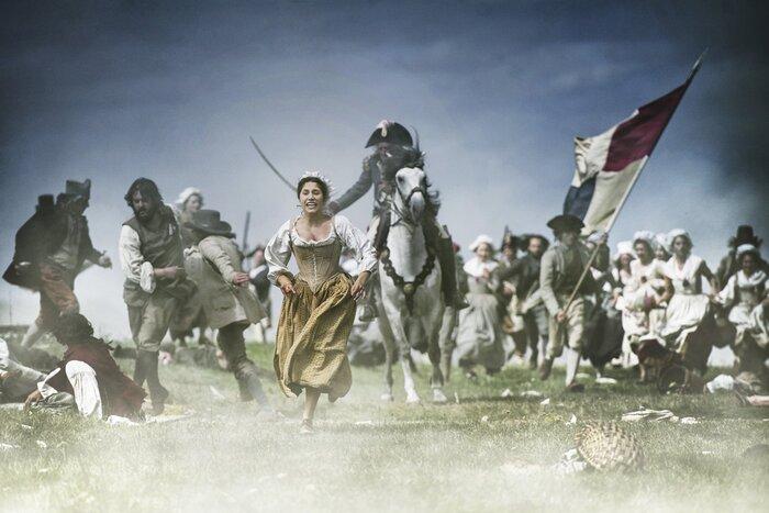 «Один король— одна Франция»: «Индустрия кино» омасштабнойисторической драме