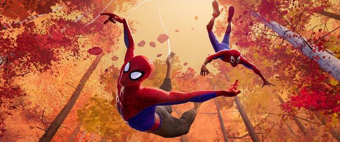 «Человек-паук: Через вселенные»: смотрите фрагмент мультфильма