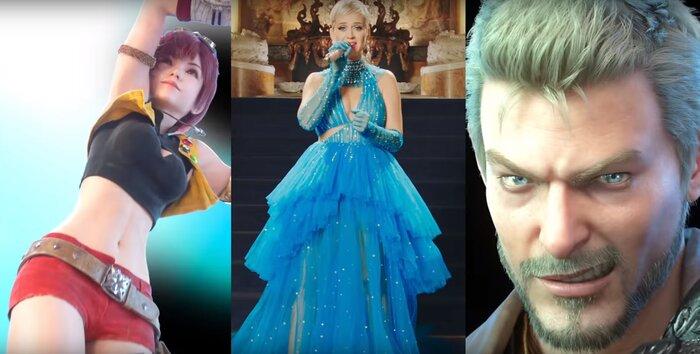 Кэти Перри стала персонажем Final Fantasy: Brave Exvius