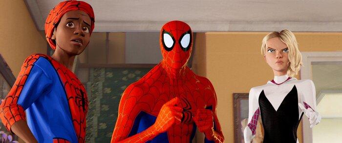 «Человек-паук: Через вселенные» – один из лучших мультфильмов года. Первые отзывы