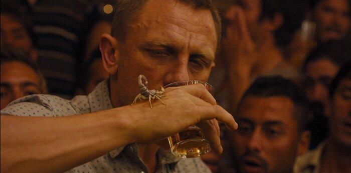 Джеймс Бонд — больной человек. Учёные поставили диагноз агенту 007