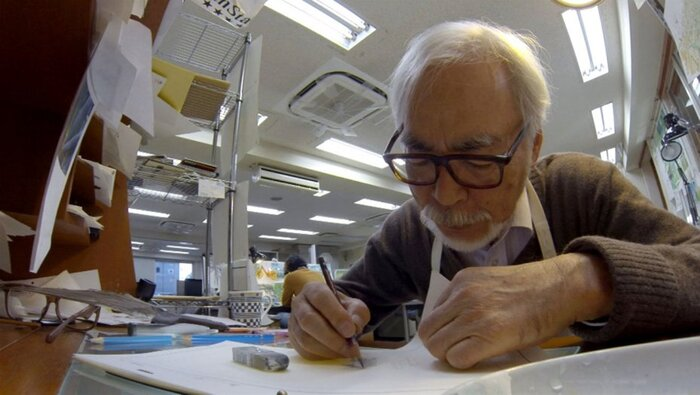 Американские критики - о новом фильме про Хаяо Миядзаки
