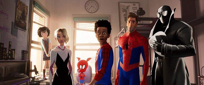 «Человек-паук: Через вселенные»: вчём смысл сцены после титров