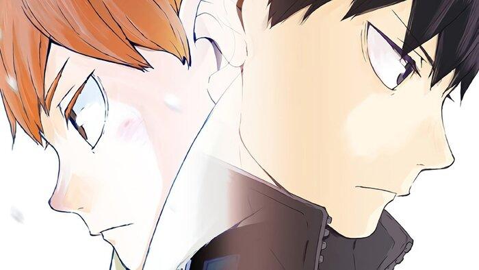 Манга «Волейбол!!» обзаведётся ещё одной аниме-адаптацией