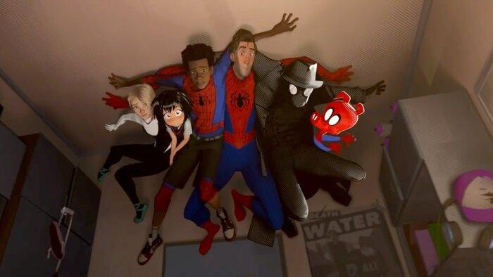 Вспышка над Нью-Йорком повторяет события мультфильма «Человек-паук»
