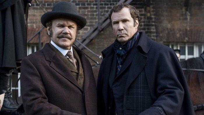 «Холмс и Ватсон» – самая безумная экранизация. Первые отзывы