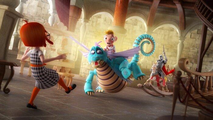 «Гурвинек. Волшебная игра»: смотрите трейлер главного мультфильма весны